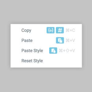 CopyPaste from clipboard 2