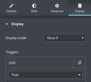 Screenshot 2020 08 24 Elementor Cassso