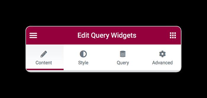 QueryWidgets Tabs