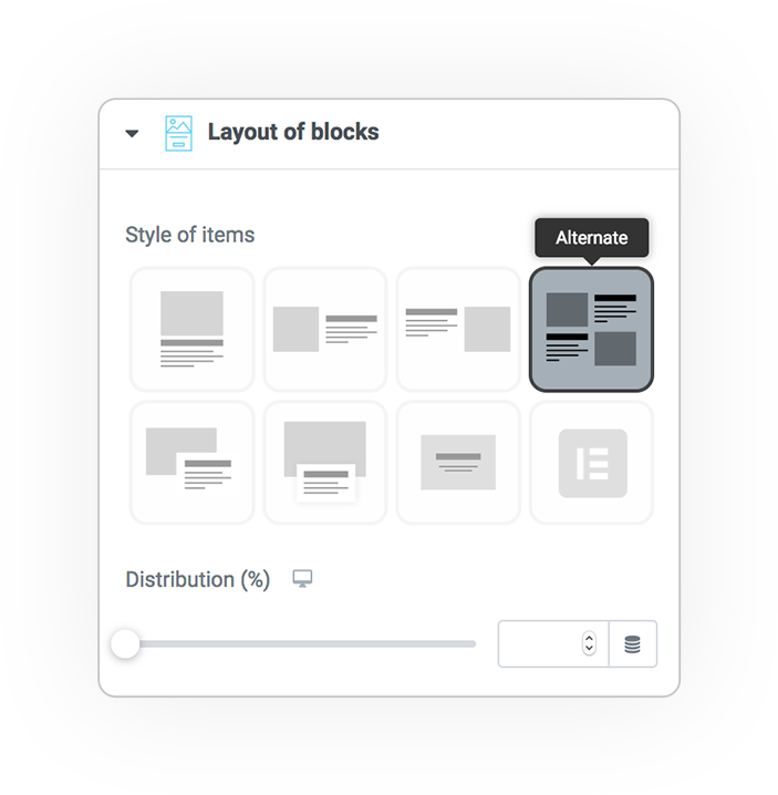 layoutsofblocks ALTERNATE