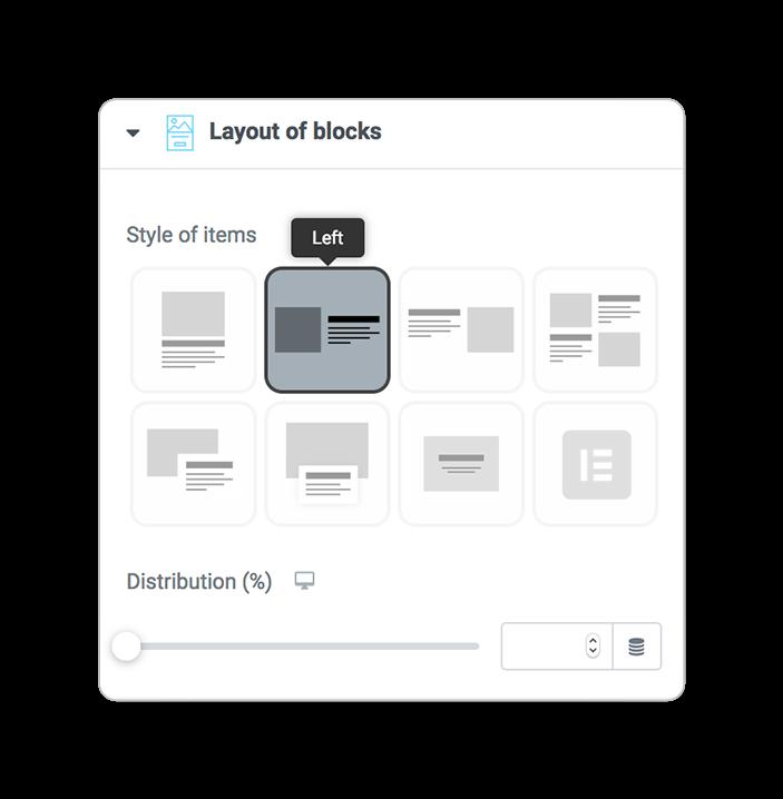 layoutsofblocks LEFT