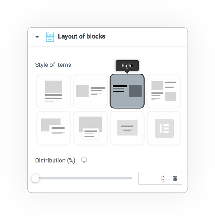 layoutsofblocks RIGHT