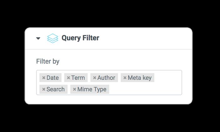 media query filter 1