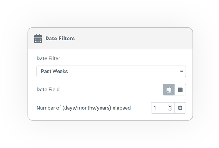 pos query filter DATE