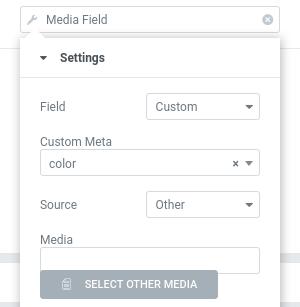 media dynamic tag