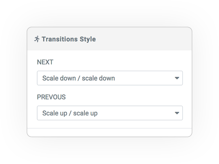 section transitions 2