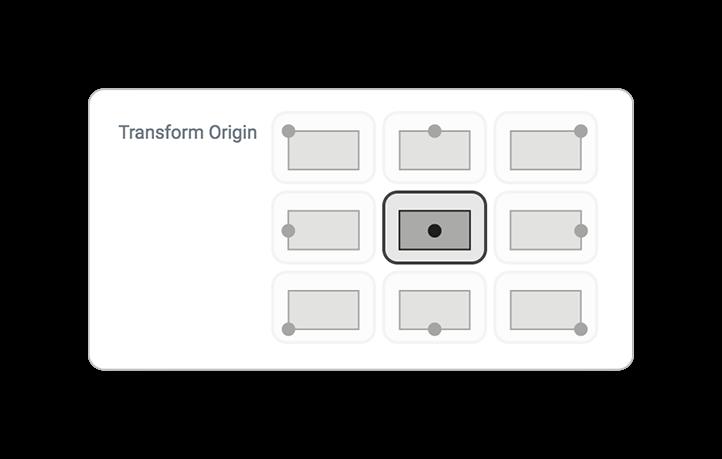 sectioneEffects transformOrigin