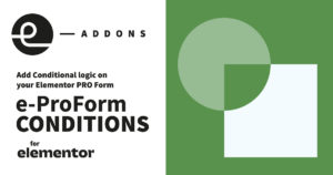 Share plugin E ProForm CONDITIONS